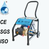 Lavagem de carro com a bomba de reposição e de alta pressão de lavagem de carro de água
