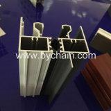 Profil de mur en rideau en aluminium