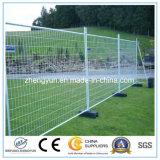 Rete fissa provvisoria provvisoria galvanizzata della rete fissa campo da giuoco/di recinzione/rete fissa smontabile
