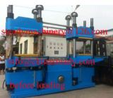 Machine en caoutchouc de moulage par compression de 100 tonnes