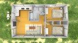Camera prefabbricata della Camera del contenitore del pannello a sandwich di Xgz/gruppo di lavoro Villadom (XGZ-209) d'acciaio struttura