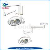 Tipo de suministros médicos de soporte móvil quirúrgico de la luz de funcionamiento con batería