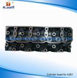 Testata di cilindro delle parti di motore di Disesl per Isuzu 4jb1 4jb1t/4jg1/4jj1-Tc/4jx1