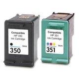 중국제 HP 색깔 잉크 카트리지 CB335ee를 위해 Remanufactured