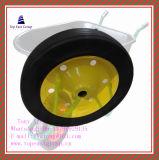 Rotella di gomma solida 300-4, 350-8, 400-8, 500-10 di qualità eccellente