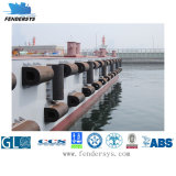 D datilografa a tampa marinha do pára-choque para docas e barcos