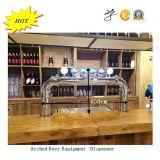 304 الفولاذ المقاوم للصدأ معدات البيرة - يتقوس البيرة موزع