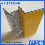 Folha composta de alumínio da fachada do edifício de Neitabond para o revestimento da parede