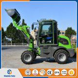 Europeo del fornitore della Cina mini caricatore della rotella da 0.8 tonnellate con Ce
