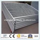 一時囲う臨時雇用者の塀のパネル2100mm (h) (w) X 2400mm