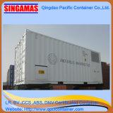 Container de 20 pés de equipamentos novos