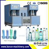 Equipo de proceso de la botella del animal doméstico/botella de agua semi automáticos que hace la máquina