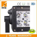 Wholesale 8inch 3D Reflector 36W Straight CREE LED Light Bar