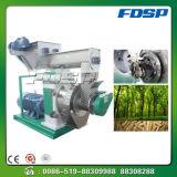 Máquina de bambú de la compresa de la pelotilla del polvo de la biomasa