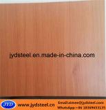 Bobina de aço PPGI design em madeira