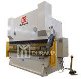Dobladora hidráulica del metal de hoja de Wc67k CNC/Nc, máquina del freno de la prensa