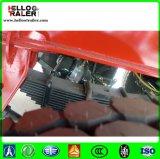 40 ton 3 de Aanhangwagen van Bulker van het Cement van de As met Dieselmotor of ElektroMotor
