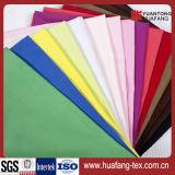CVC衣服またはShirting (HFCVC)のためのファブリック55/45 21x16 128x60 White&Dyed