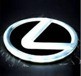 Водоустойчивая эмблема автомобиля СИД для специального автомобиля