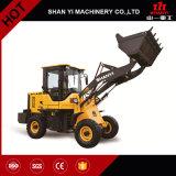De Chinese Prijs met 4 wielen van de Lader van de Aandrijving van de Fabrikant Goedkope Nieuwe Mini
