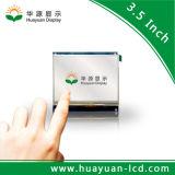 Scherm van de Aanraking van de Vertoning TFT LCD van 3.5 Duim het Transparante