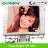 Cartelera publicitaria a todo color al aire libre de Chipshow P16 SMD LED