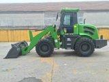3 de Lader van het Wiel van de Tractor van de ton voor de Verkoop van de Hoogste Kwaliteit van de Verkoop met Vork