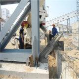빛 전 조립된 강철 프레임 구조 작업장