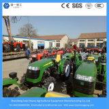 55HP piccola/mini azienda agricola di 4WD/azienda agricola diesel/coltivare/prato inglese/giardino/agricolo/Weifang/trattore della Cina