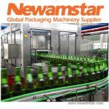 Máquina de llenado de cerveza Glass-Bottled Newamstar
