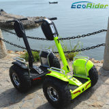 Tension 72V 4000W à deux roues scooter électrique auto l'équilibrage pour adulte
