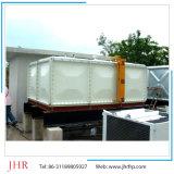 El tanque de agua rectangular compuesto 10m3 de FRP GRP