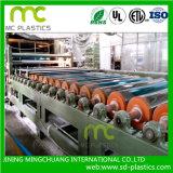 Пленка ткани таблицы PVC
