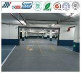 Pavimento multifacetado sem costura para piso de fábrica