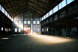 산업 헛간 Prefabricated 건물 큰 강철 구조물 창고