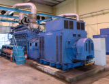 1-500mw Generator Parallel Diesel Power Plant Design
