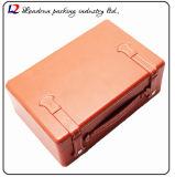 Роскошная кожаный коробка хранения Boite индикации упаковки вахты De Montres EL Reloj De Uhrenbox Caixa De Reló Gio (Sy059)