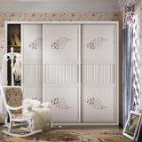 Шкаф древесины меламина комнаты повелительниц живя красивейший
