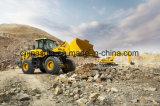 Nagelneue Sdlg LG956L aktualisierte L956f Rad-Ladevorrichtung China-für das Steinbruch-Bergbau-Versanden