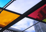 SGS Pass Laminated Safety Toughened Bulding Art Verre décoratif