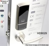 Split 304 Stainless Steel Hotel Card Electronic Lock