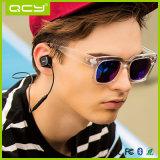 Auscultadores Bluetooth estéreo sem fio para o pescoço um fone de ouvido com microfone