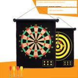 Groothandel 12'' 15'' 17'' kinderen Speelgoed Dagelijkse Opleiding Rolling Magnetic Dartbord
