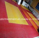 Reja de Pultrued de la fibra de vidrio/reja cuadrada del acoplamiento 38X38X38m m /FRP GRP