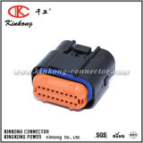 Waterroof 자동 연결관을 수용하는 Mx23A18sf1 Mx23A18xf1 18 Pin 여성 PCM Ecm ECU Mx23A 시리즈 Jae