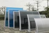 Baldacchino esterno impermeabile di stile di resistenza di plastica francese del vento