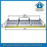 """Panneau """"sandwich"""" de mur/toit de Puf de matériaux de construction pour les Chambres préfabriquées"""