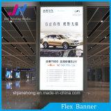 Impresión PVC Material recubierto retroiluminado Banner Flex
