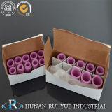 Ugello di ceramica ad alta pressione della saldatura dell'allumina dell'ugello 95%