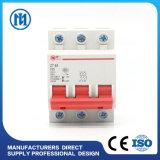 Corta-circuito actual residual eléctrico protector del micr3ofono MCCB de la salida RCCB